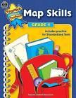 Map Skills: Grade 4 by Jennifer Prior (Paperback / softback)