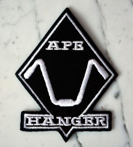 Apehanger Chopper PATCH Aufnäher harley Parche brodé patche toppa hd ape hanger