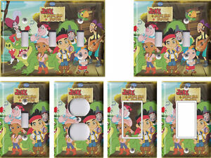 Jake-and-the-Neverland-Pirates-2-Light-Switch-Covers-Home-Decor-Outlet