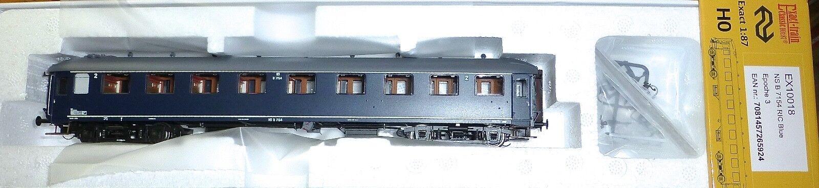 Exact-Train ex10018 ns a 7154 Ric blu epiii h0 1 87 OVP hv3 µg