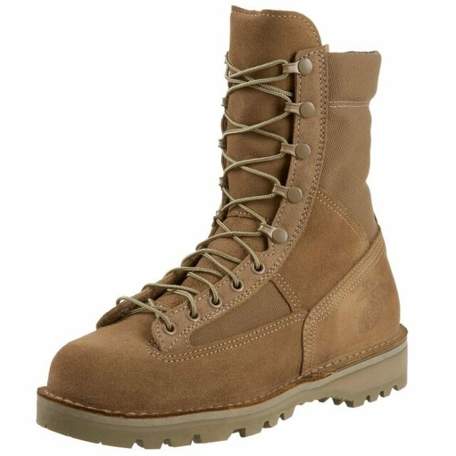 New in Box Danner Mens Marine Temperate Military Boot Mojave 15 EE 2E MSRP    295 a650e97e2