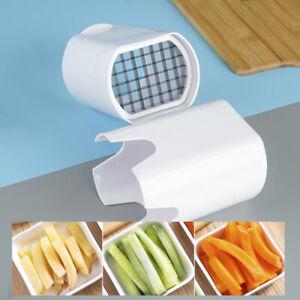 Fries-Potato-Chip-Natural-French-Fry-Cutter-Vegetable-Fruit-Slicer-Potato-Pee-DD