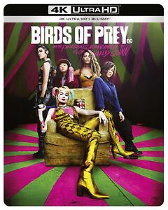 Birds-of-Prey-amp-the-Fantabulous-Emancipation-of-One-Harley-Quinn-4K-Steelbook