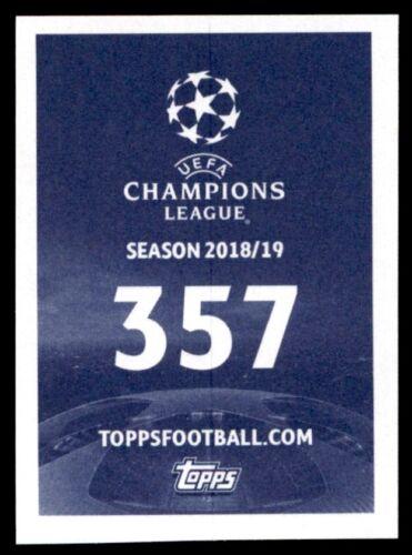 Topps Liga de Campeones 2018//19 Olympique Lyonnais Nº 357 Jordan Ferri