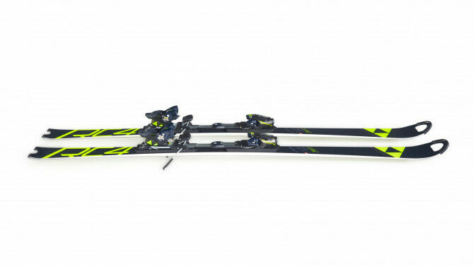 2019 Fischer RC4 World Cup SL 165cm  Skis with Curv Booster Race Plate  online cheap