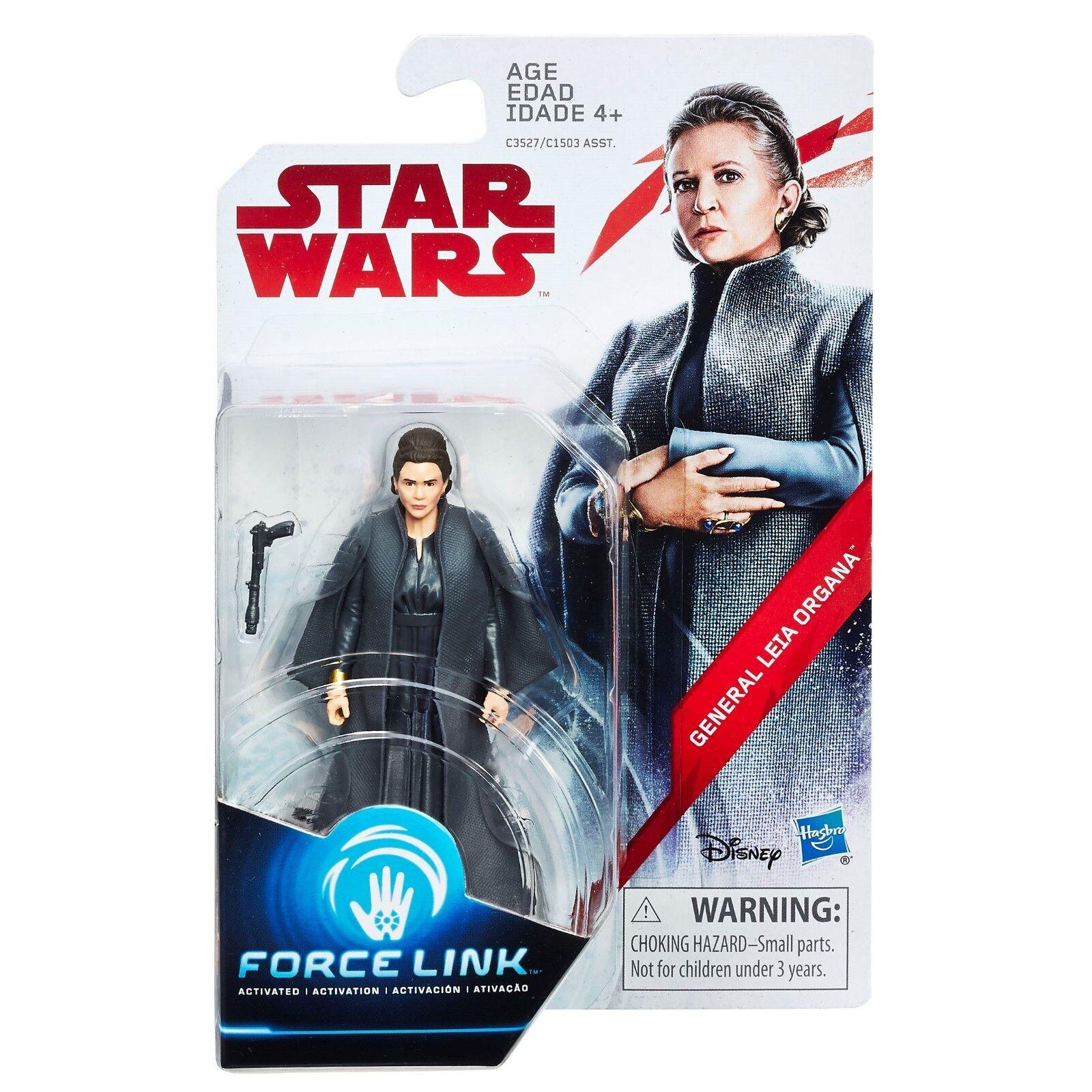 The Last Jedi C'ai Threnalli Force Link Figure 3.75 Inches Star Wars