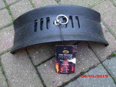 """NEW  Genuine MANOR 1871 16/"""" Inch Ash Pan Coal Log Solid Fuel Fires Fire Grate"""