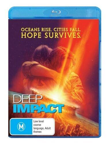 1 of 1 - Deep Impact (Blu-ray, 2009) +Priority Post
