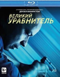 Details about *NEW* The Equalizer (Blu-ray, 2014)  Eng,Russian,Czech,Hungarian,Polish,Turkish