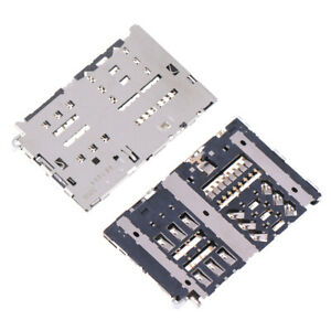 Sim-card-reader-slot-module-holder-connector-for-lg-G6-H870-LS993-VS988-sock-E-P