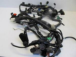 kawasaki zx 14r zx14r zx14 13 14 abs main wiring harness wires 26031 rh ebay com Wiring Harness Connector Plugs Engine Wiring Harness