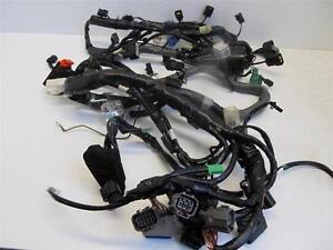 kawasaki zx 14r zx14r zx14 13 14 abs main wiring harness wires 26031 rh ebay com Automotive Wiring Harness Wiring Harness Connectors