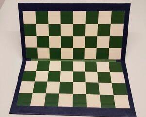 DéVoué Nouveau Pliable Chess Board Pour Les Petits Jeux D'échecs-afficher Le Titre D'origine