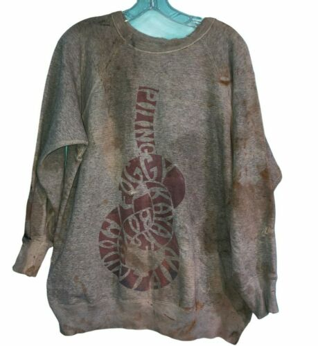 Vintage 40s 50s Gray Penneys Crew Neck Sweatshirt