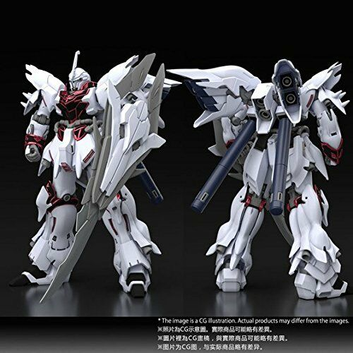 Premium Bandai HGBF 1//144 Weiss Sinanju Model Kit Gundam Build Fighters