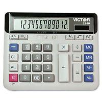 Victor 2140 Desktop Business Calculator 12-digit Lcd on sale