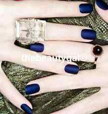OPI Lot~Matte Navy™ Manicure~ Russian Navy & OPI Matte Top Coat Nail Polish Set