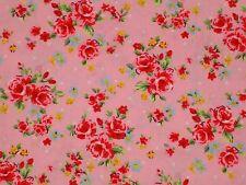 Shabby Sugar Pink Rose Floral Flower Antique Vintage Cottage Princess Roses Chic