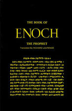 BOOK OF ENOCH THE PROPHET angels theosophy magic Biblical Apocrypha, R Laurence
