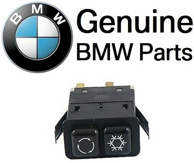 BMW E30 318i 325i A//C Control Switch Genuine 61 31 1 380 557 NEW