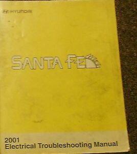 santa fe wiring diagrams 2001 2001 hyundai santa fe service electrical wiring diagrams  2001 hyundai santa fe service