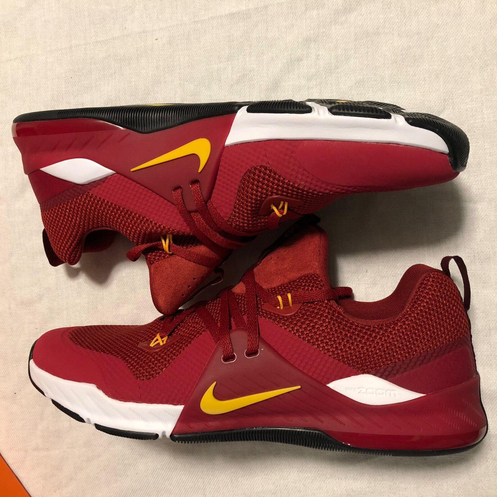 Nike USC Trojans Zoom Train Command AO4397-671 AO4397-671 AO4397-671 SZ 12 NO BOX LID 4a81d0