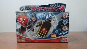 Kamen Rider Wizard Henshin Belt DX Wizard Driver Bandai Style change Free Ship