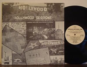 MICHELLE-WOOD-BUDDY-RAYE-034-Hollywood-Sessions-034-RARE-EXC-PRIVATE-LP-Song-Poem-Pop