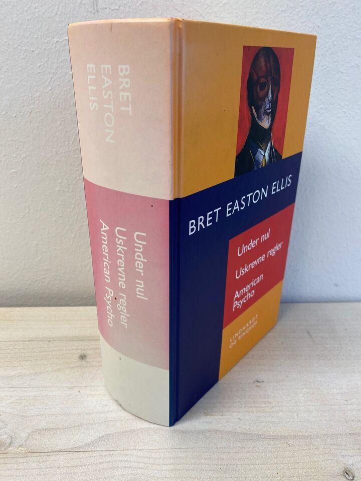 Tre romaner i én, Bret Easton Ellis, genre: roman