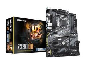 GIGABYTE-Z390-UD-LGA-1151-300-Series-Intel-Z390-HDMI-ATX-Intel-Motherboard