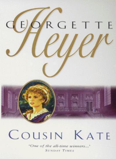 Cousin Kate,Georgette Heyer- 9780099850106