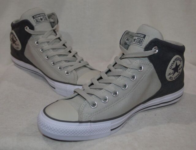 1a10b7388f3e Converse Men s CT AS High Street Pale Gray Thunder High Top Shoes-Asst Sizes