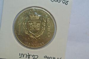 Objectif 1 Euro De Nyons 2/16 Avril 1996 Beau Lustre