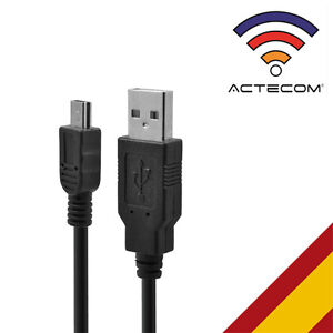 Cable-USB-2-0-A-MINI-USB-5-PIN-Macho-mp3-moviles-camaras-Video-Gps-miniUSB