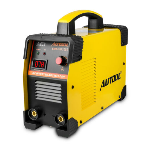 AUTOOL Inverter Welder IGBT 20-160A Handheld Intelligent Welding Machine 110V