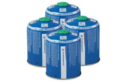 PACK OF 4  # 99470 Campingaz CV470 plus disposable self sealing gas cartridge