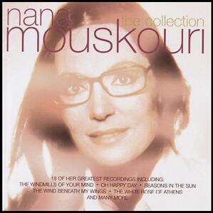 NANA-MOUSKOURI-THE-COLLECTION-CD-GREATEST-HITS-BEST-OF-GREEK-POP-NEW