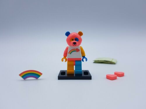 LEGO  FIGURINE TYPE EN COSTUME DE PANDA SERIE 19 N°15 REF 71025  *COMME NEUF*