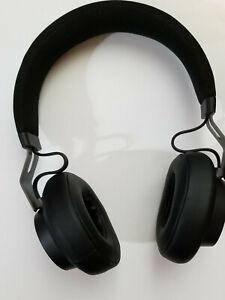 Jabra Move Wireless Style Edition Headphones Black Ebay