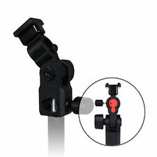 Hot Shoe Mount Camera Flash & Umbrella Bracket Photo Studio Light Stand  802P