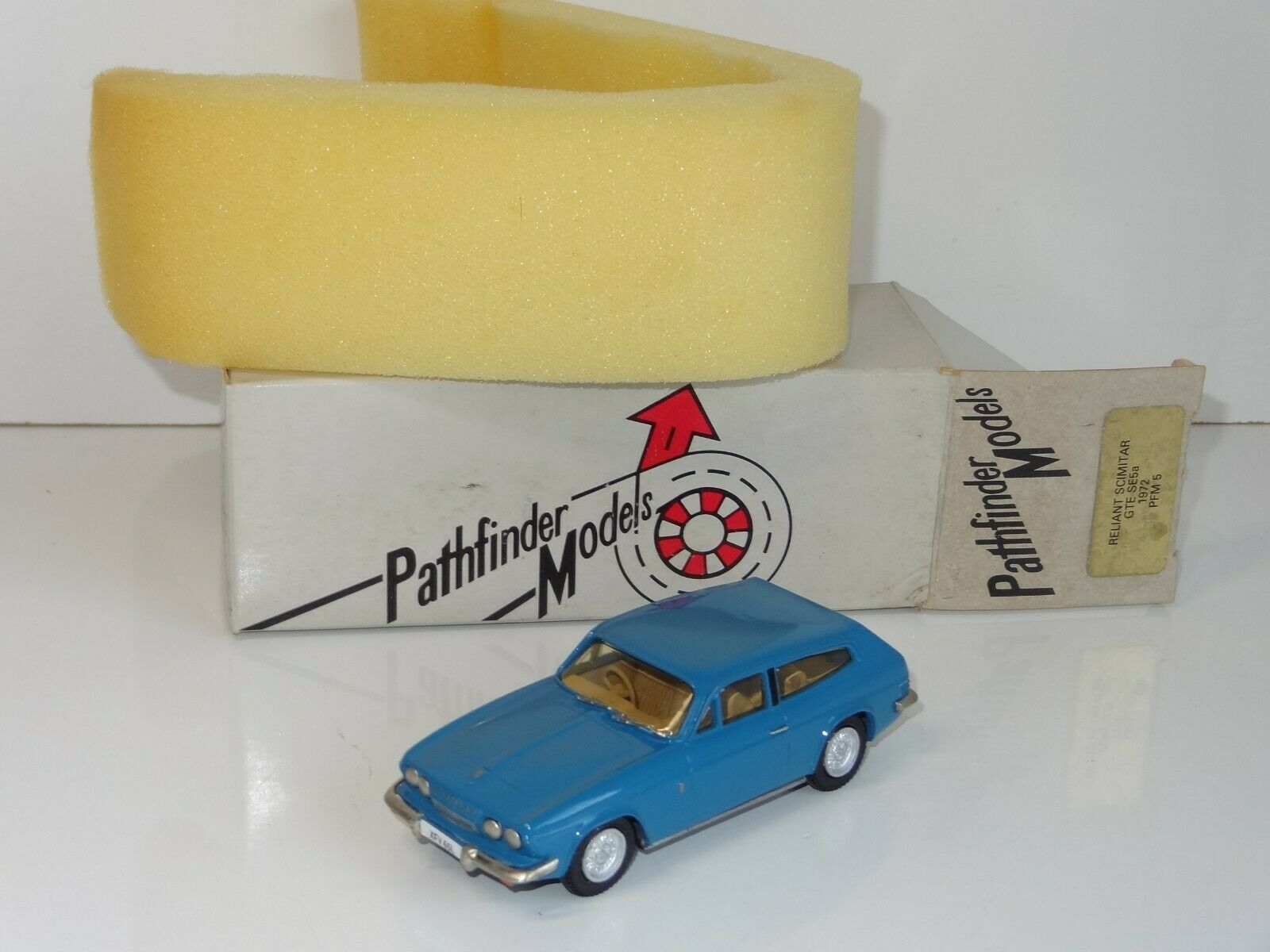 el precio más bajo Pathfinder pfm Reliant Reliant Reliant Scimitar GTE 5 Metal blancoo SE5a 1972 (217)  sorteos de estadio