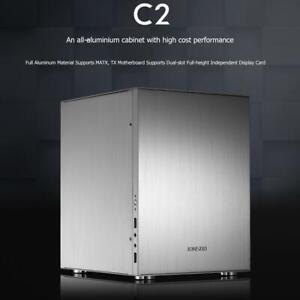 Jonsbo-C2-Aluminum-Computer-Case-Desktop-PC-Chassis-for-Mini-ITX-microATX