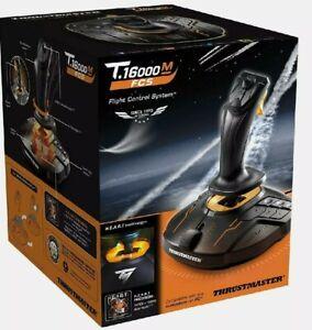 ThrustMaster T16000M Fcs Joystick 8 Address Joystick Pc- 4 Shafts +16 Buttons