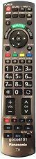 ORIGINAL PANASONIC N2QAYB000594 REMOTE CONTROL THP55VT30A THP65VT30A GENUINE NEW