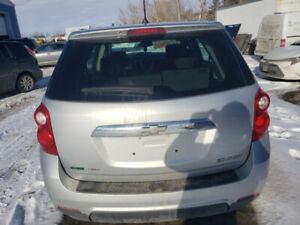 12 Chev Equinox AWD,Eco,HwyKm,Loaded,Wellmaint Active AB SUV