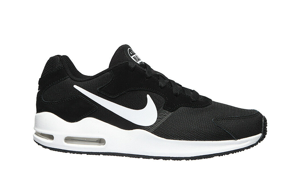 Nike Air Max Guile Noir/Blanc Homme Homme Homme Baskets Chaussures _ 10 18bf82