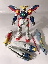 Bandai Gundam Wing Zero Yellow Variant Mobile Fighter Figure Deluxe Edition MSIA