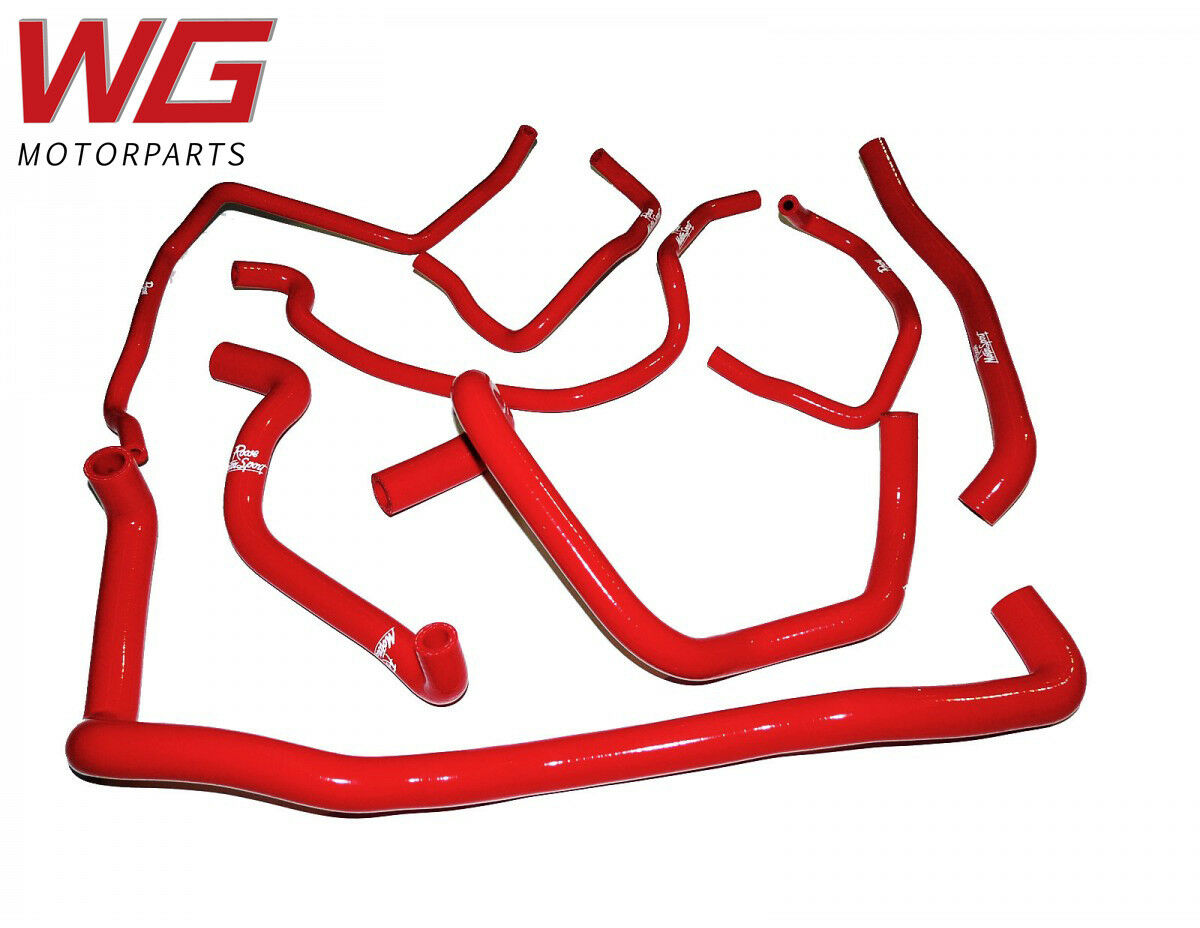 Roose Motorsport Zusatz Schlauch-Set für Opel Vectra B V6 2.5 X25XE Modelle