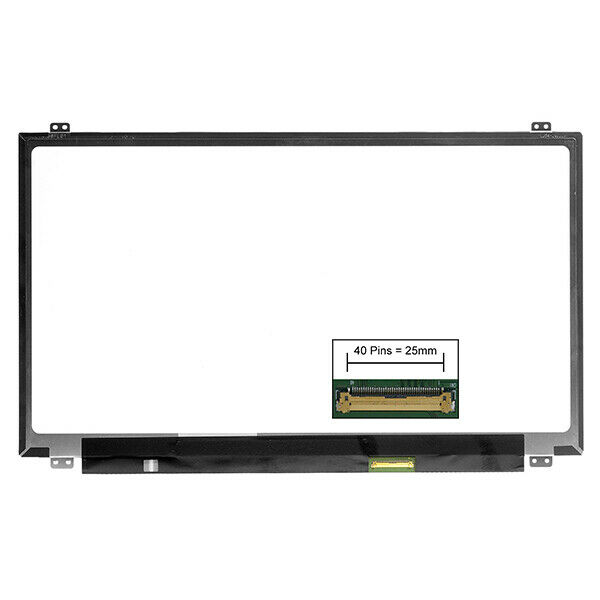 Dalle led lcd screen for clevo p650rs 15.6 3840x2160