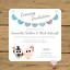 Personalised-WEDDING-EVENING-RECEPTION-Invites-Cute-Bride-Groom-Owls-Bunting
